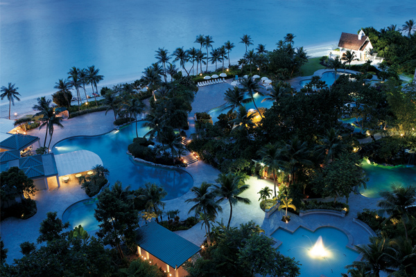 hyatt regency guam pool