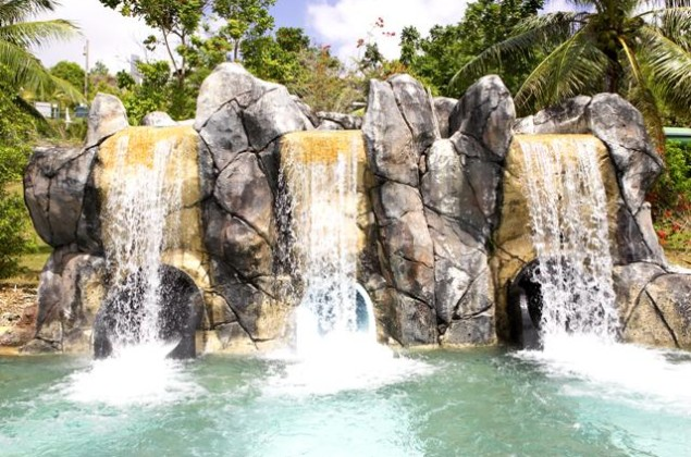 Tarza Waterpark, Guam