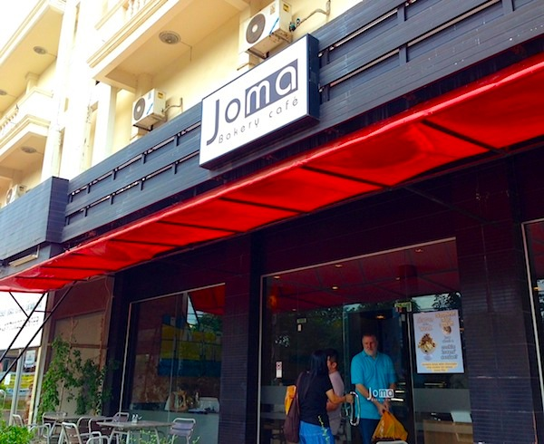 Joma Cafe Laos