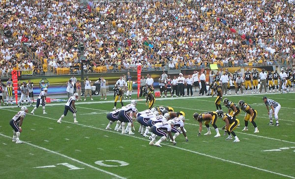 American Football Patriots Steelers Wikimedia
