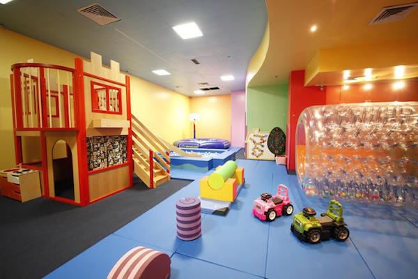 Sirena Super Kids Lounge Guam The Plaza