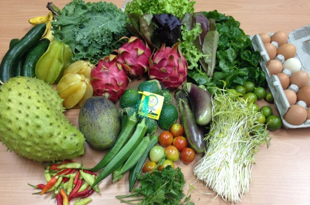 Farm To Table Guam CSA Subscription Box