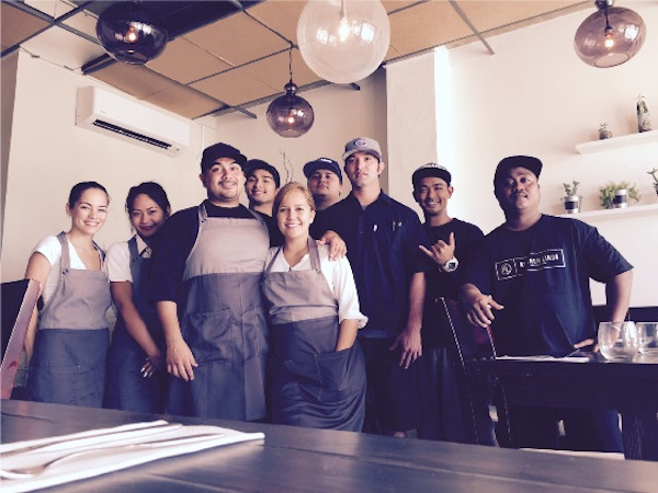 Kitchen Lingo Staff Guam