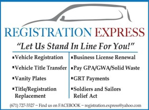 registration express