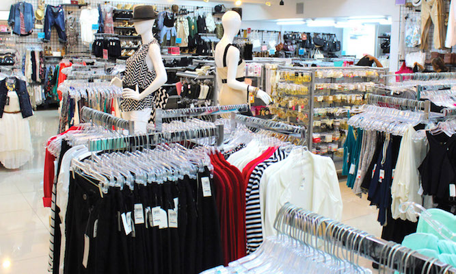 Jeans Warehouse Agana Shopping Center Guam