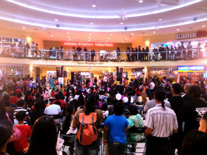 Agana Shopping Center holiday performance Guam