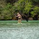 Standup Paddleboarding on Tumon Bay, Guam