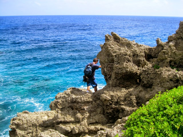 take a trek to pagat caves the guam guide