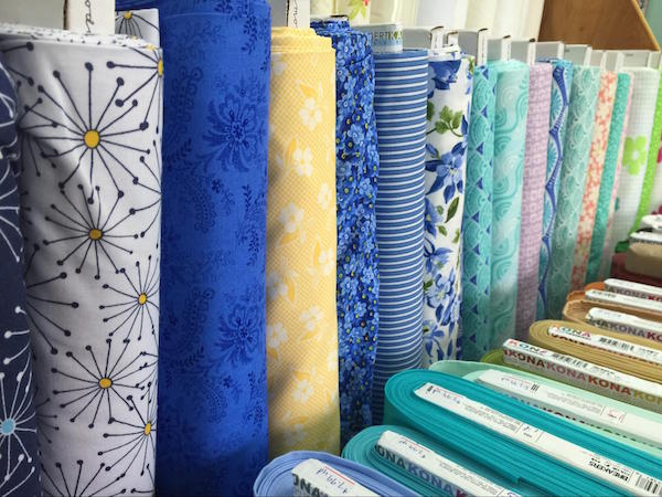 Barefoot Bay Cotton Fabrics & Quilts Guam