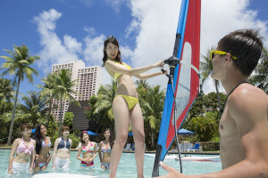 Windsurfing Lessons PIC Marine Center Guam