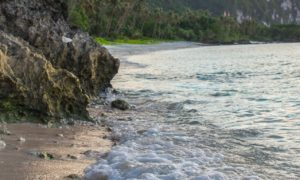 Tanguisson Beach, Guam