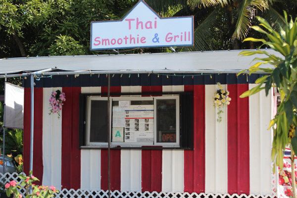 Thai Smoothie and Grill