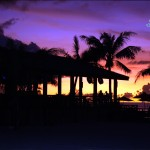 The Guam-Guide Beach Bar Sunset