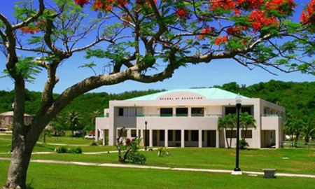 University of Guam UOG Campus Mangilao Guam