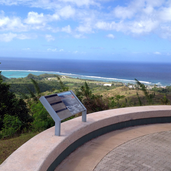 View Asan Bay Overlook Guam