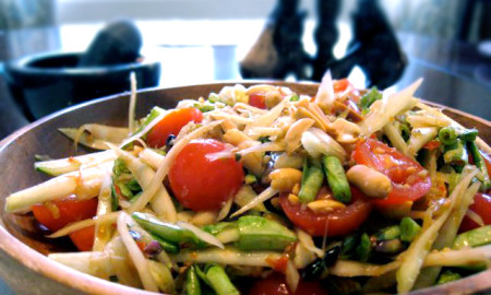 Thai Papaya Salad Guam