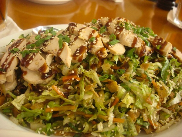 Chinese Chicken Salad Guam