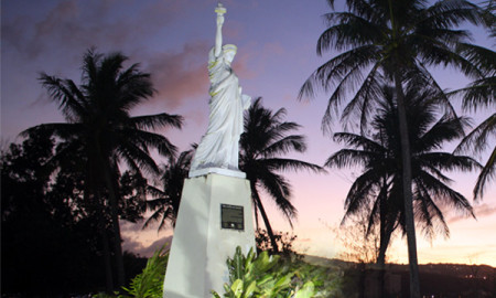 Statue Of Liberty Hagatna Guam