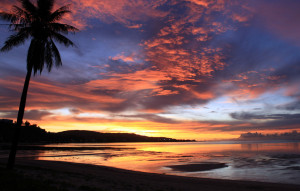 Agana Bay Sunset