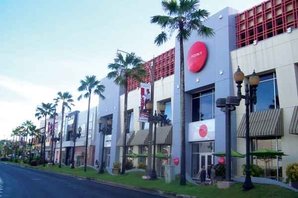 Shopping Strip Tumon Guam