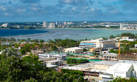 Agana Heights View, Guam