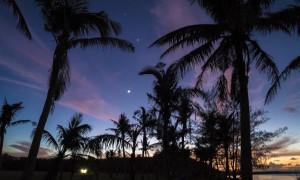 Hi Res Asan Beach Park Sunset Guam