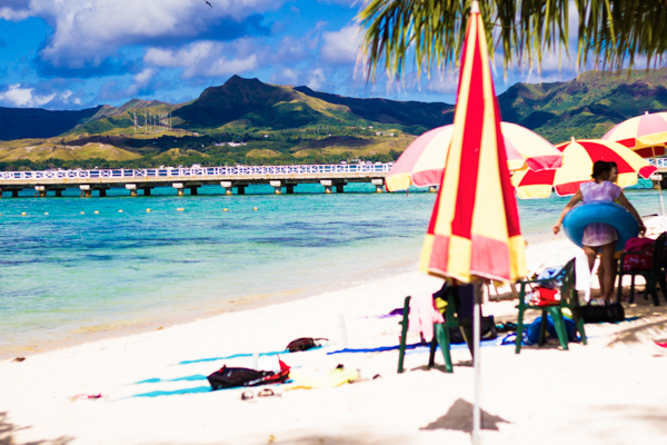 Cocos Island Beach Guam