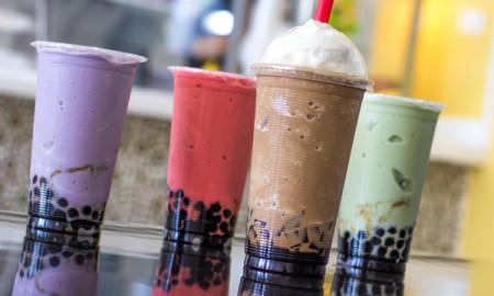 Bubbly Tea Cafe Shakes Guam