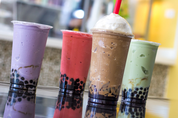 Bubbly Tea Cafe Shakes Guam