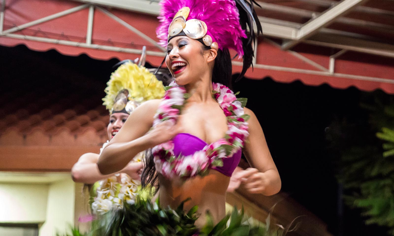 Dancers at Chamorro Village
