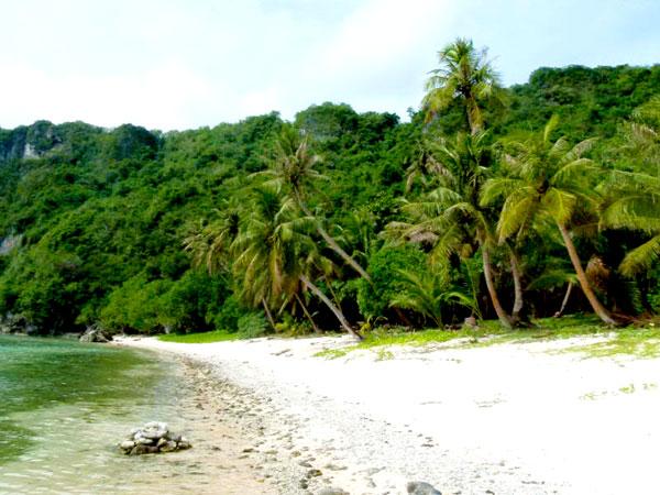 Coast Fai Fai Beach