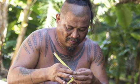 Linala Tattoo Weaver Guam