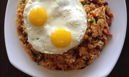 Matapang Fried Rice Guam