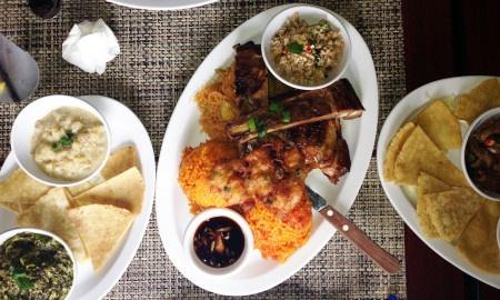 Meal Terrys Local Comfort Food Guam