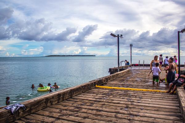 Merizo Pier Guam