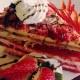 Meskla velvet cheesecake, Guam