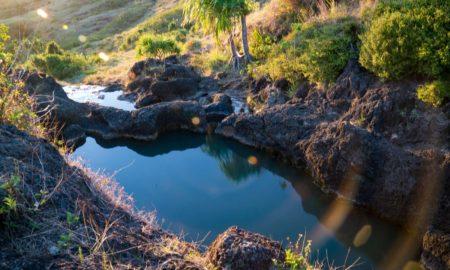 Priest Pools, Guam