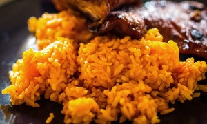 Red Rice Guam Food