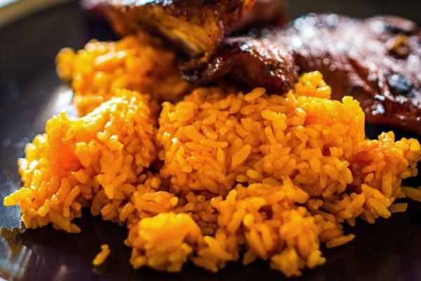 Red Rice Guam Food