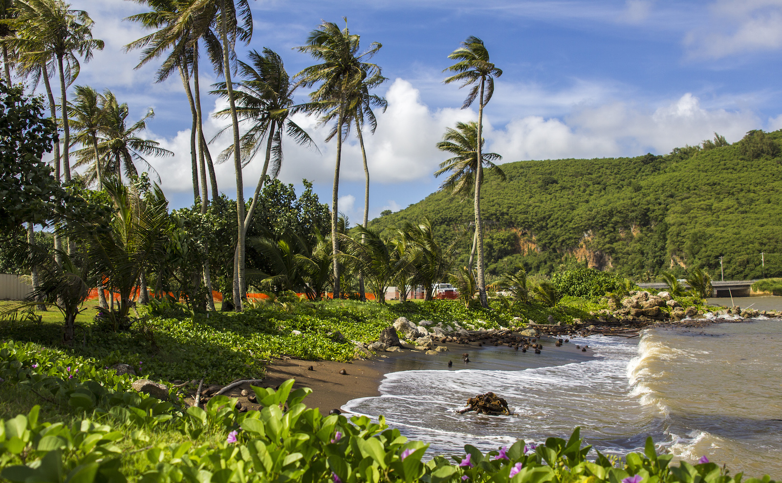 Talofofo Bay Beach Guam