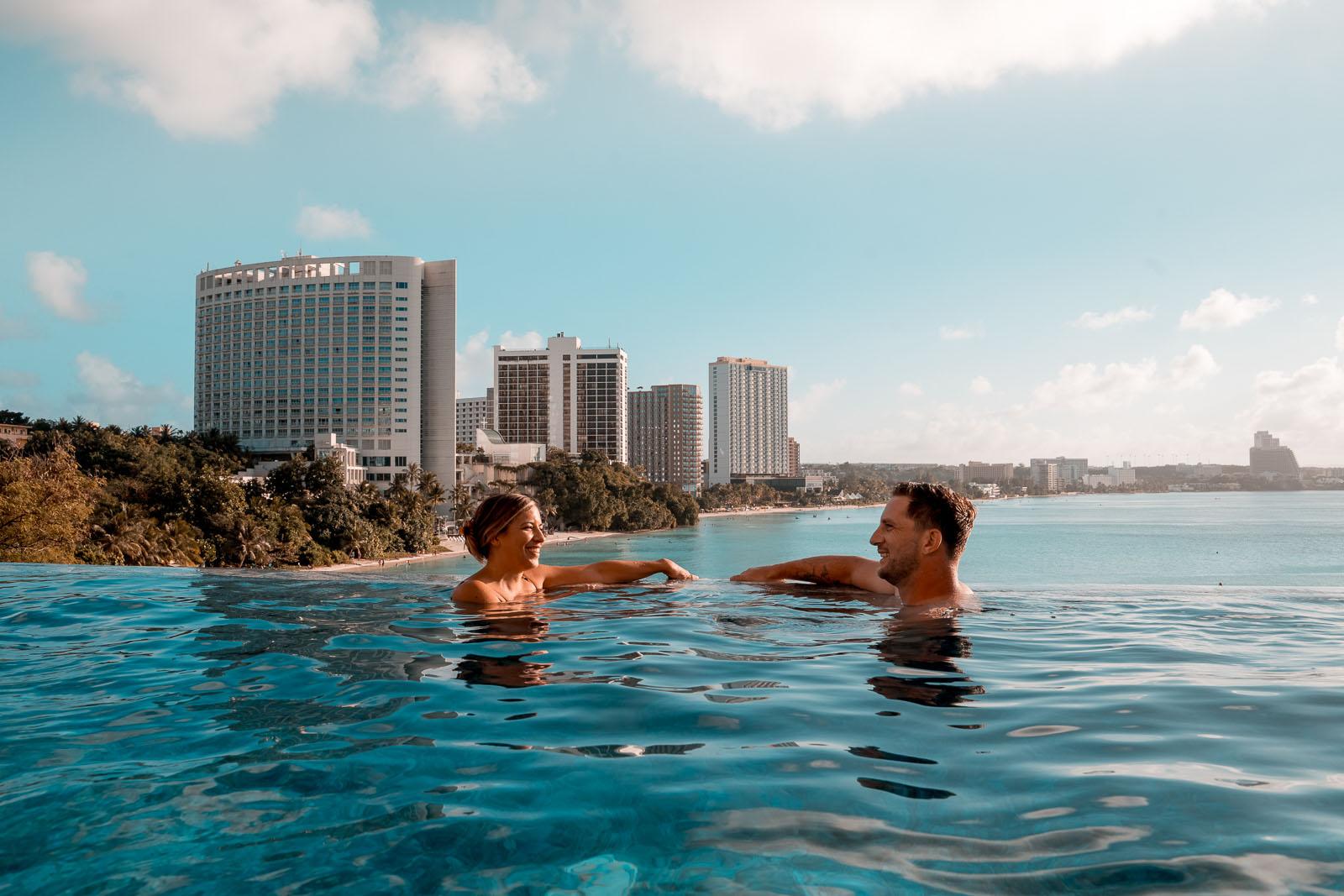 Tsubaki Tower Guam Pool