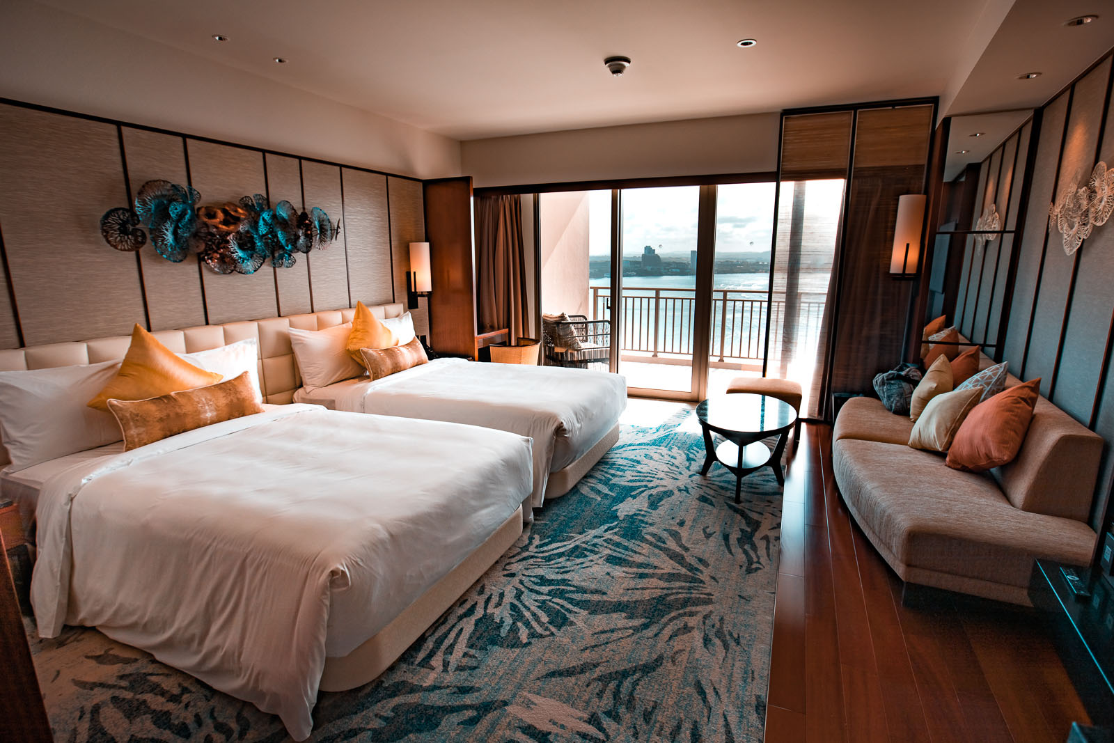 Tsubaki Tower Guam Room