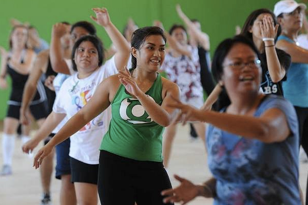 Zumba Fitness Guam