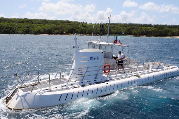 Atlantis Submarine Guam