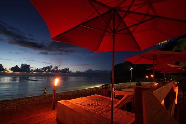 Beach Bar Grill Guam