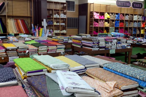 Fabric Ben Franklin Crafts Guam