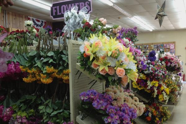 Flowers Ben Franklin Crafts Guam