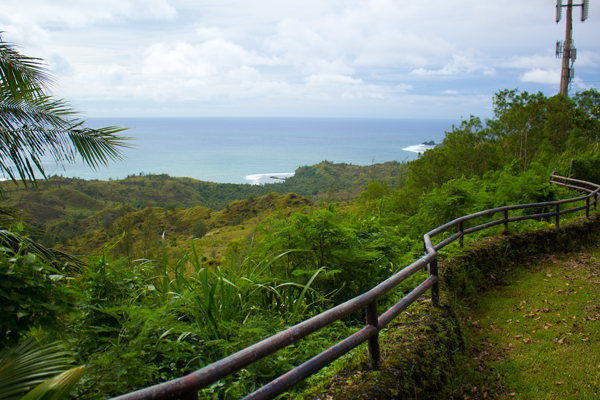 Cetti Bay Overlook Guam