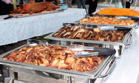 Chamorro Fiesta Table Balutan Guam