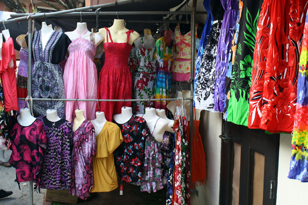 Dresses Chamorro Village Guam
